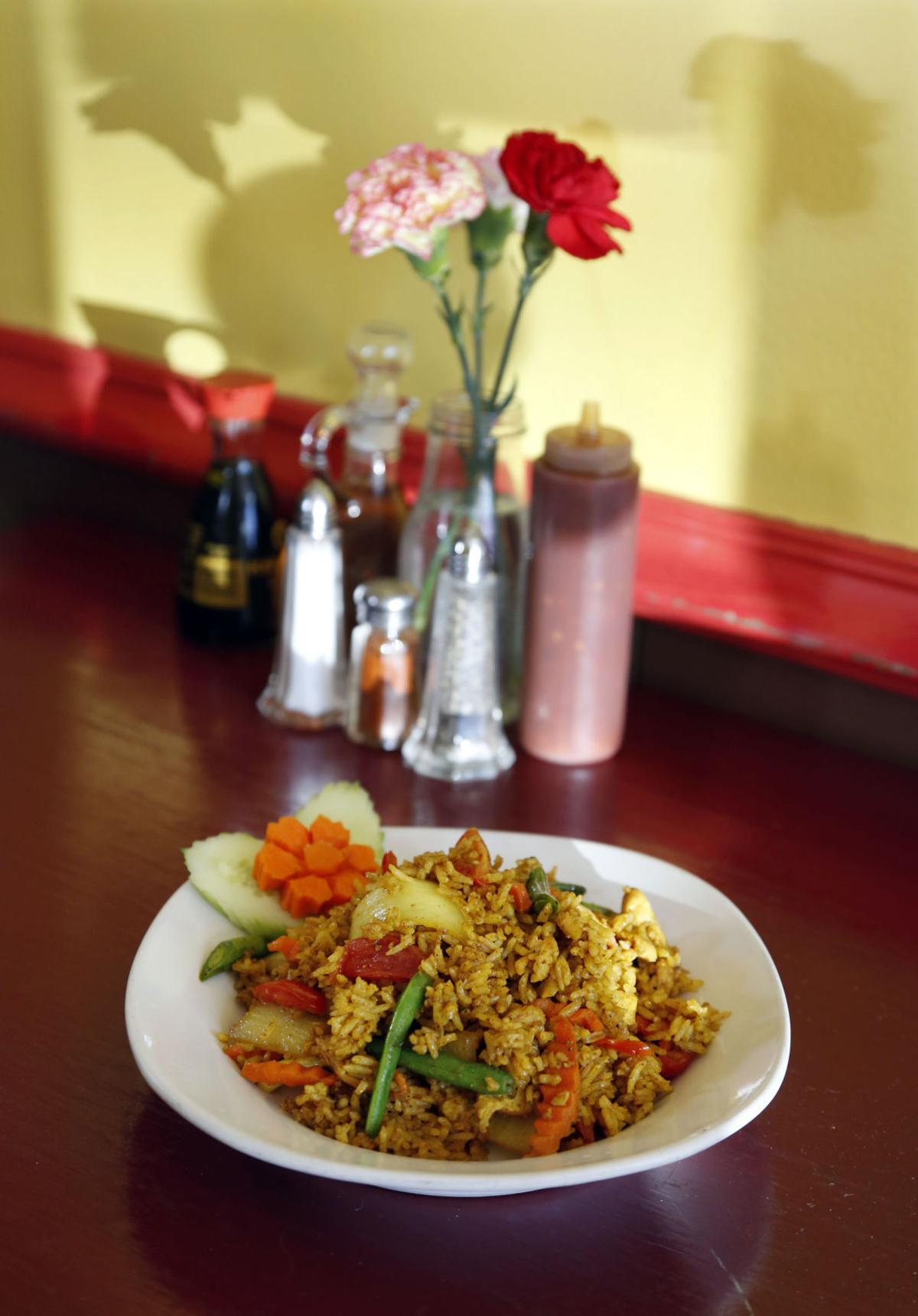 review my thai kitchen offers plex flavors in cozy setting