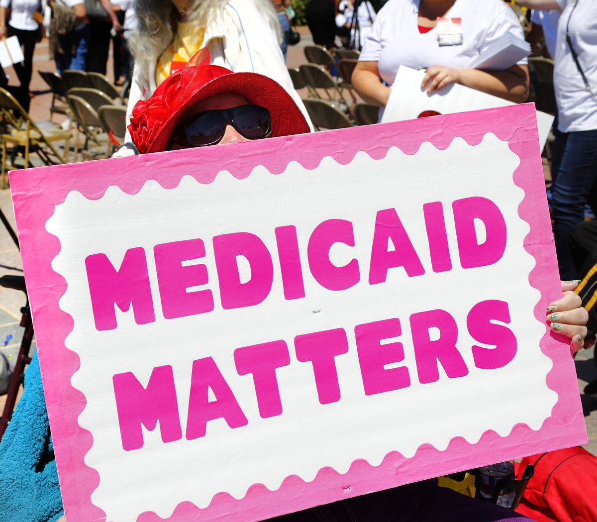 Medicaid Matters Rally (copy) (copy)