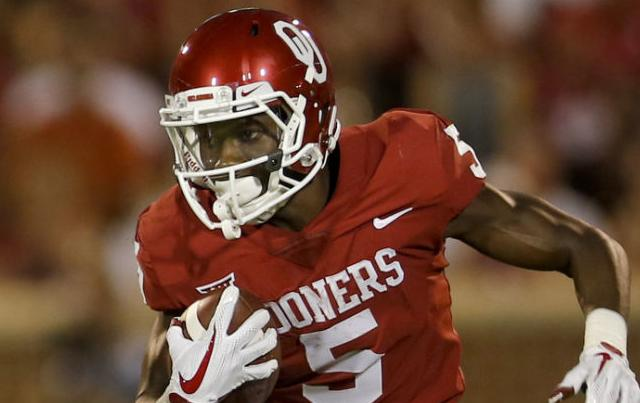Bill Haisten: 'Hottest commodity' Marquise Brown on brink of a speed