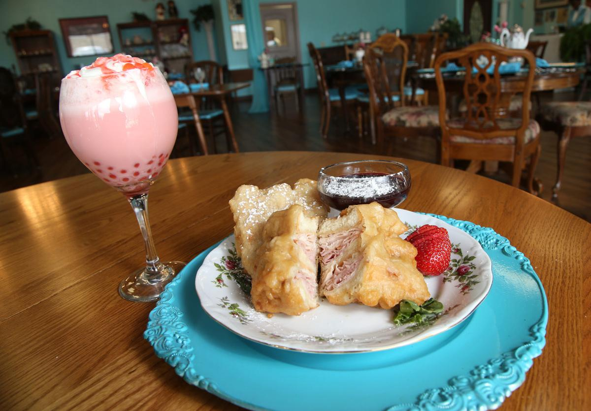 Review Victoria S Tea Room Offers Tasty Dishes In Quaint