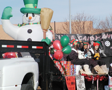 Broken Arrow Christmas Parade 2019 Civitan Christmas Parade December 4; register now | Archive