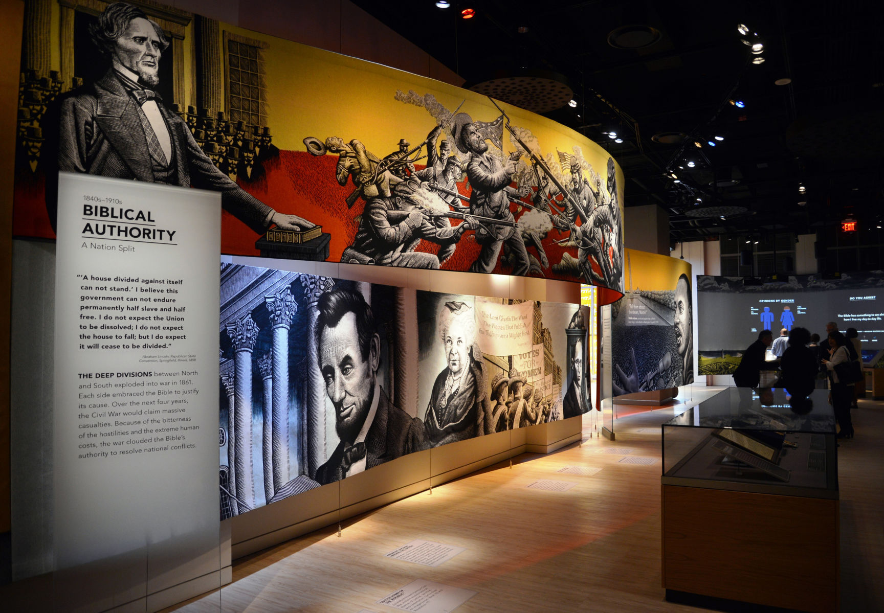 photo gallery a look inside the new museum of the bible gallery rh tulsaworld com