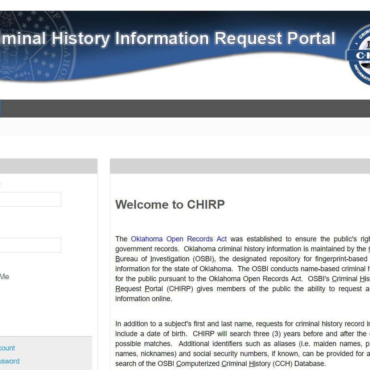 OSBI now offering background checks via online requests