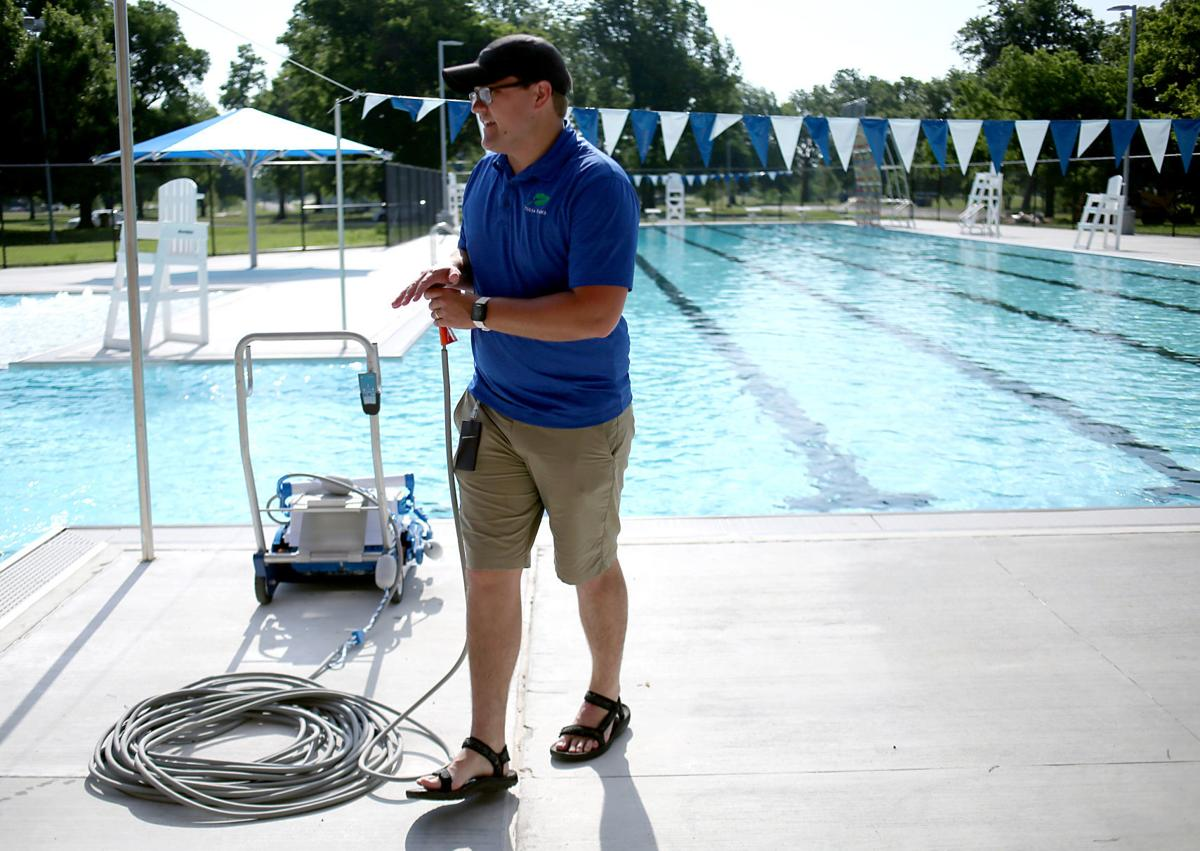 City Of Tulsa To Celebrate Grand Opening Of Remodeled Mcclure Park Pool Local News Tulsaworld Com