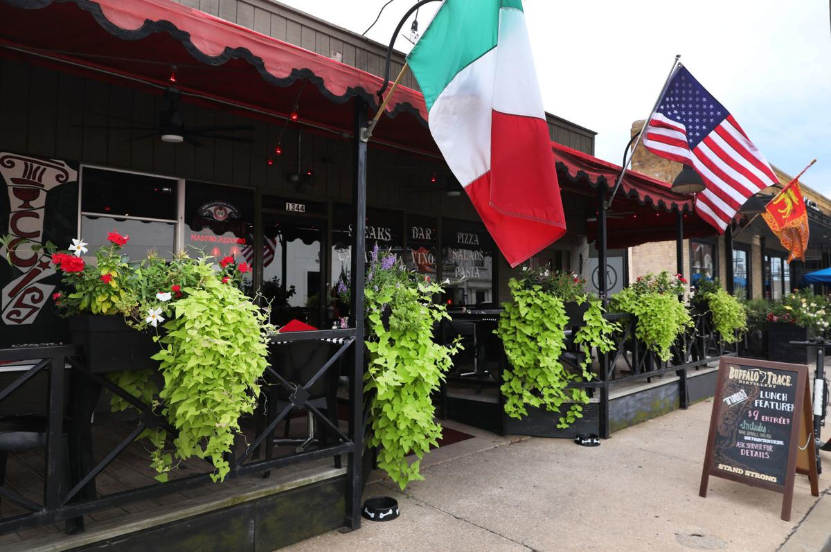 Review: Tucci's still at top of game under new ownership