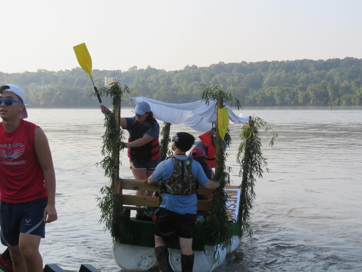 Great Raft Race 2019