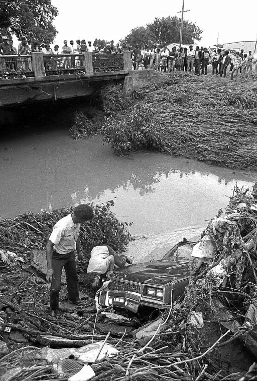 Photo Gallery The Flood Of 1984 Tulsa World Local