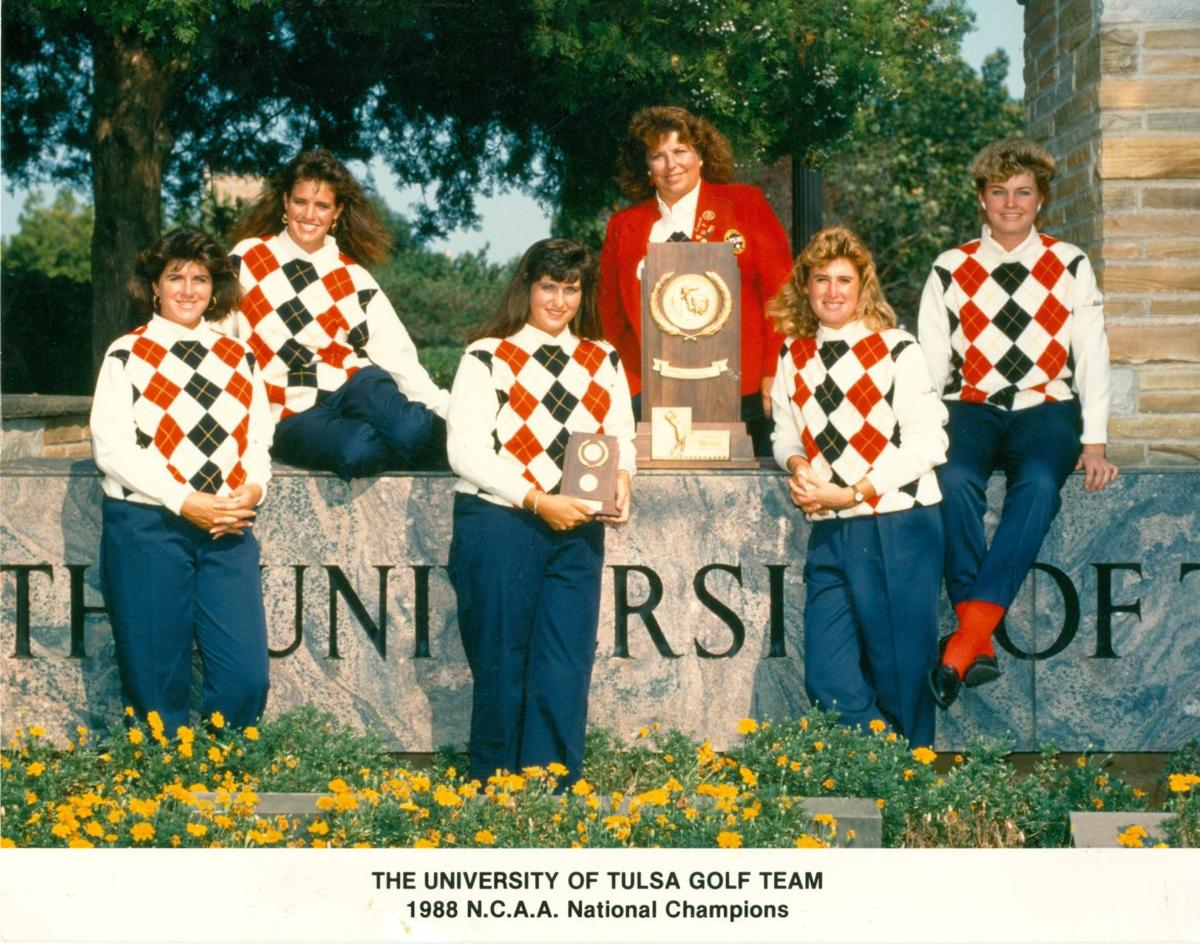 1988 NCAA National Championship Women's Golf Team