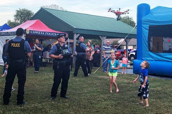 Coweta National Night Out