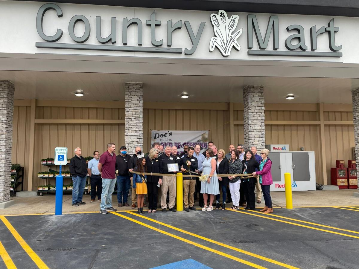 Country Mart in Glenpool
