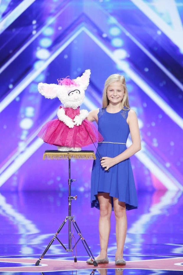 Video 12 Year Old Oklahoma Ventriloquist Darci Lynne