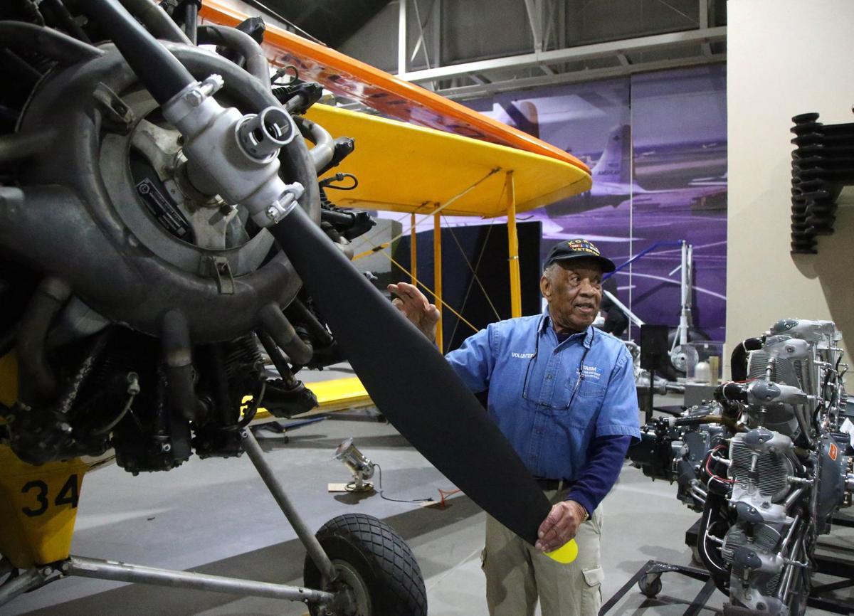 Black History Aircraft