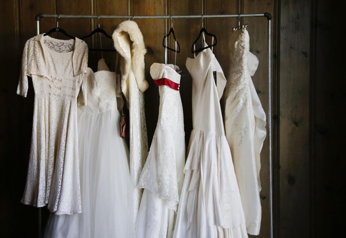 Why Buy Vintage And Resale Wedding Dresses