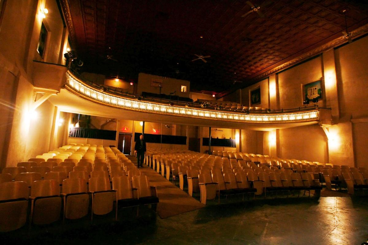 Constantine Theater Ghosts