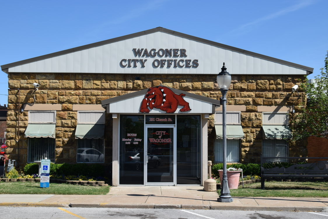 City of Wagoner offices