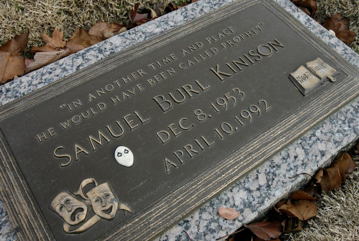 Sam kinison accident scene photos - Peace At Home Here S Why Tulsa Is Sam Kinison S Final Resting Place Features Tulsaworld Com