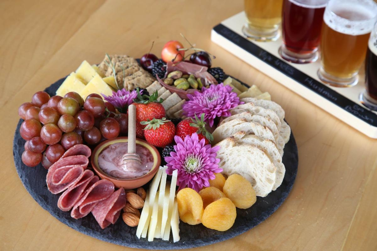 Veldy's Cheese charcuterie & beer 2