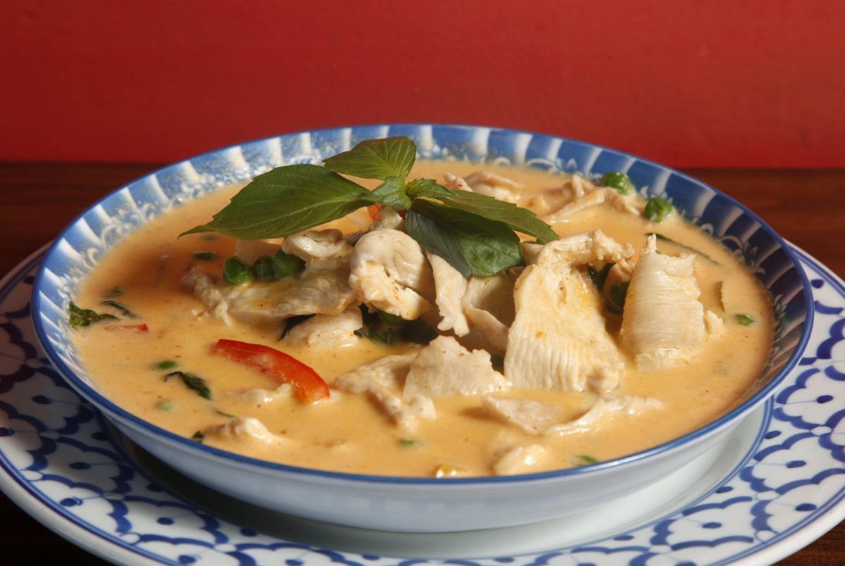 JK's Thai curry