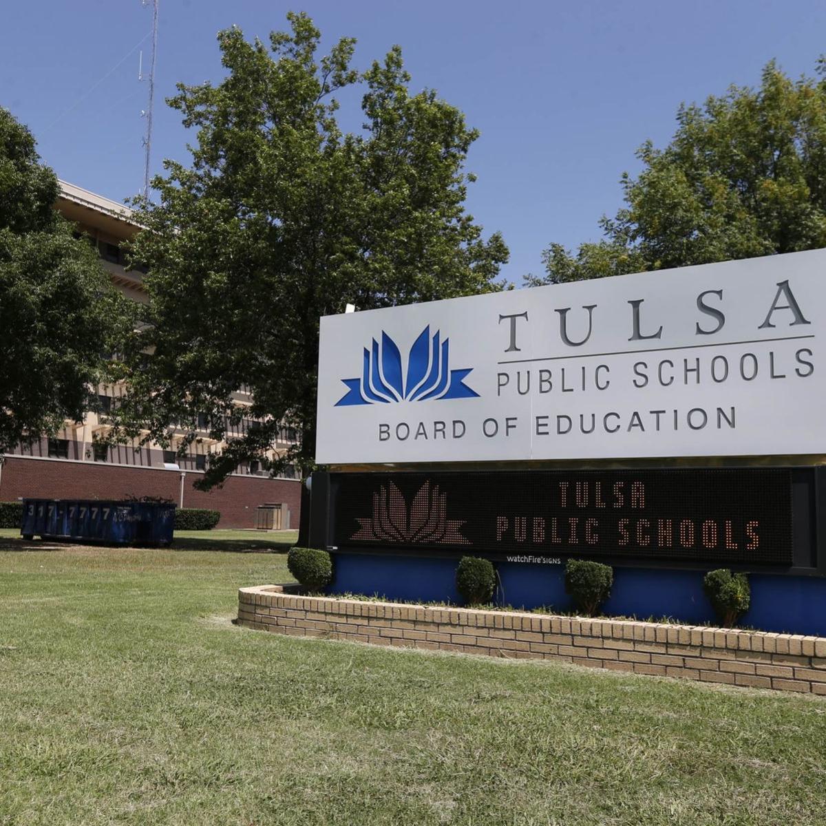 Tulsa Public Schools reports about 200 fewer teachers have