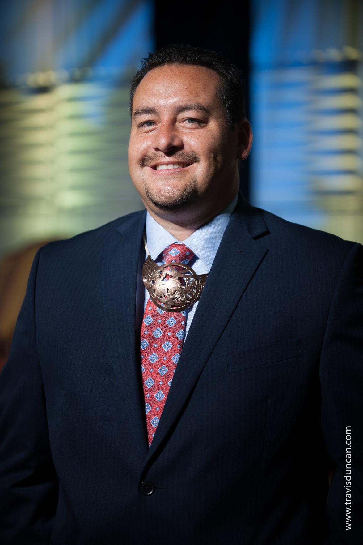 Matthew L. Morgan, Esq., chairman