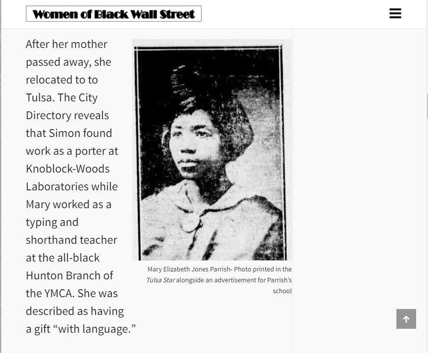 women of black wall street screenshot 2