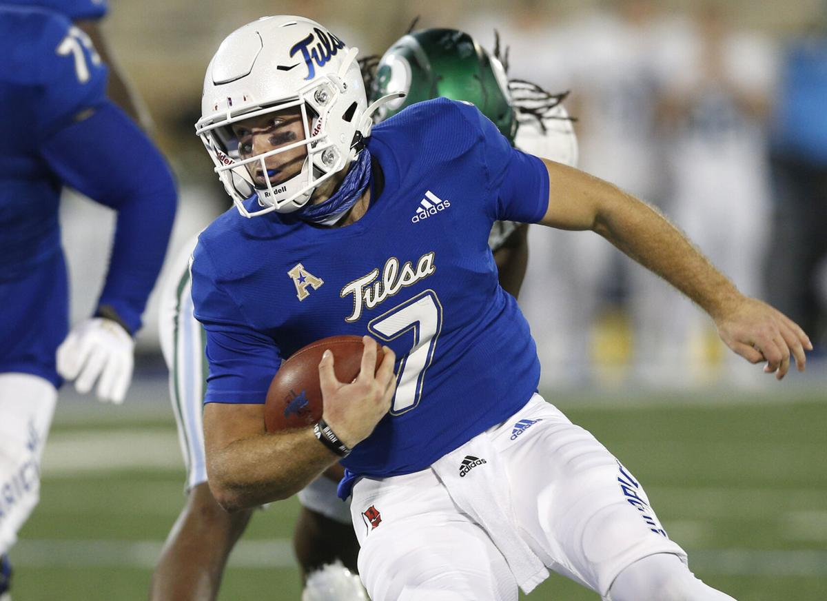 Bill Haisten Davis Brin Gets A Highly Improbable Espn Moment And Tulsa Steals A Crazy Victory Tu Sports Extra Tulsaworld Com