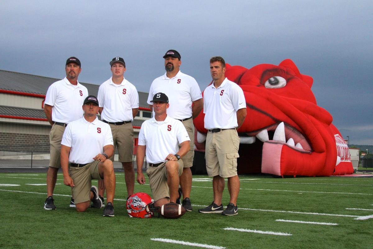 2019 Bulldogs coaching staff