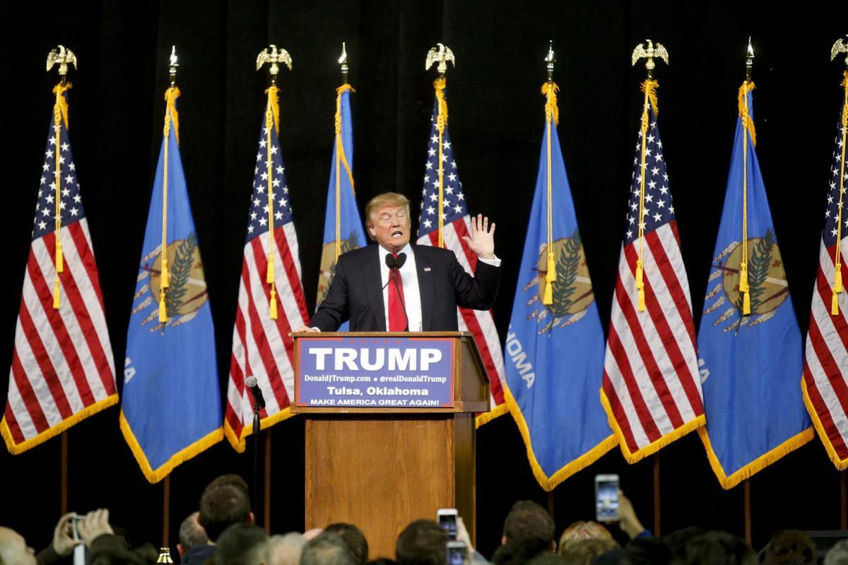 Donald Trump in Tulsa (copy) (copy)