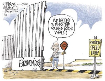 Cartoon: Biden on the Border by John Darkow