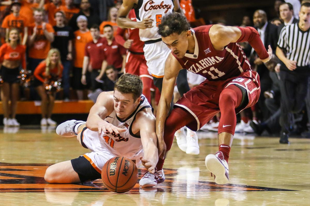 OSU basketball: How a lifetime of hard work helped Mitchell