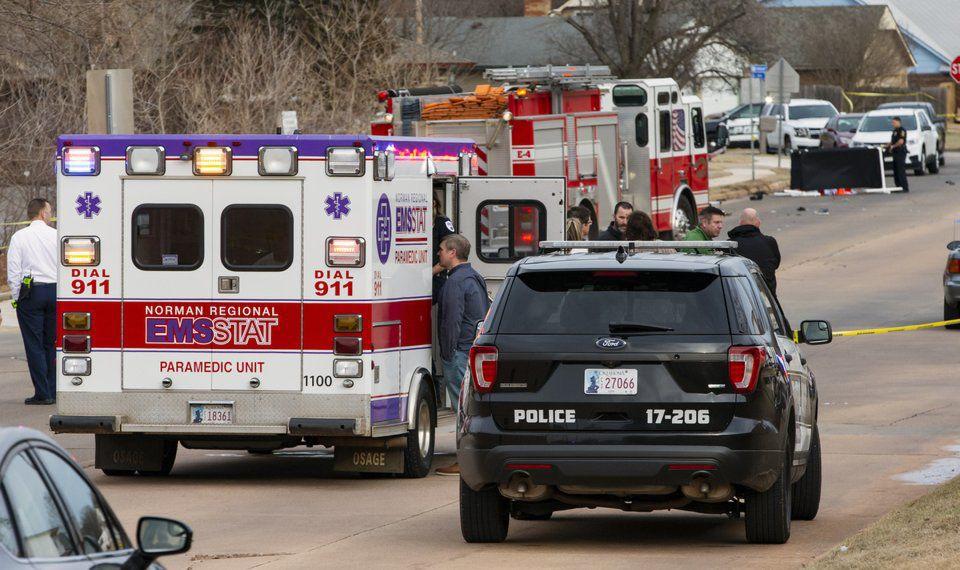 Moore ambulance