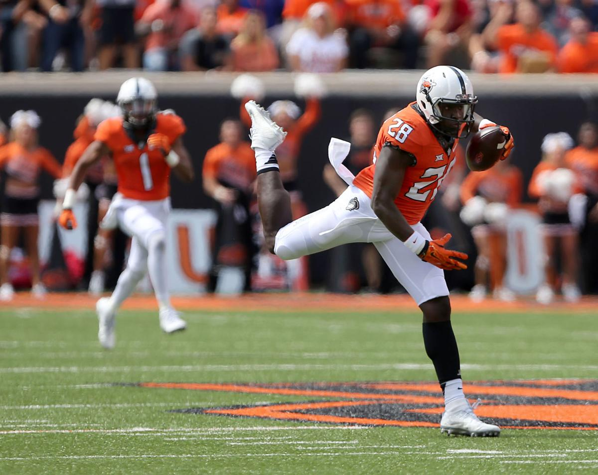 Pittsburgh at Oklahoma State observations: James ...