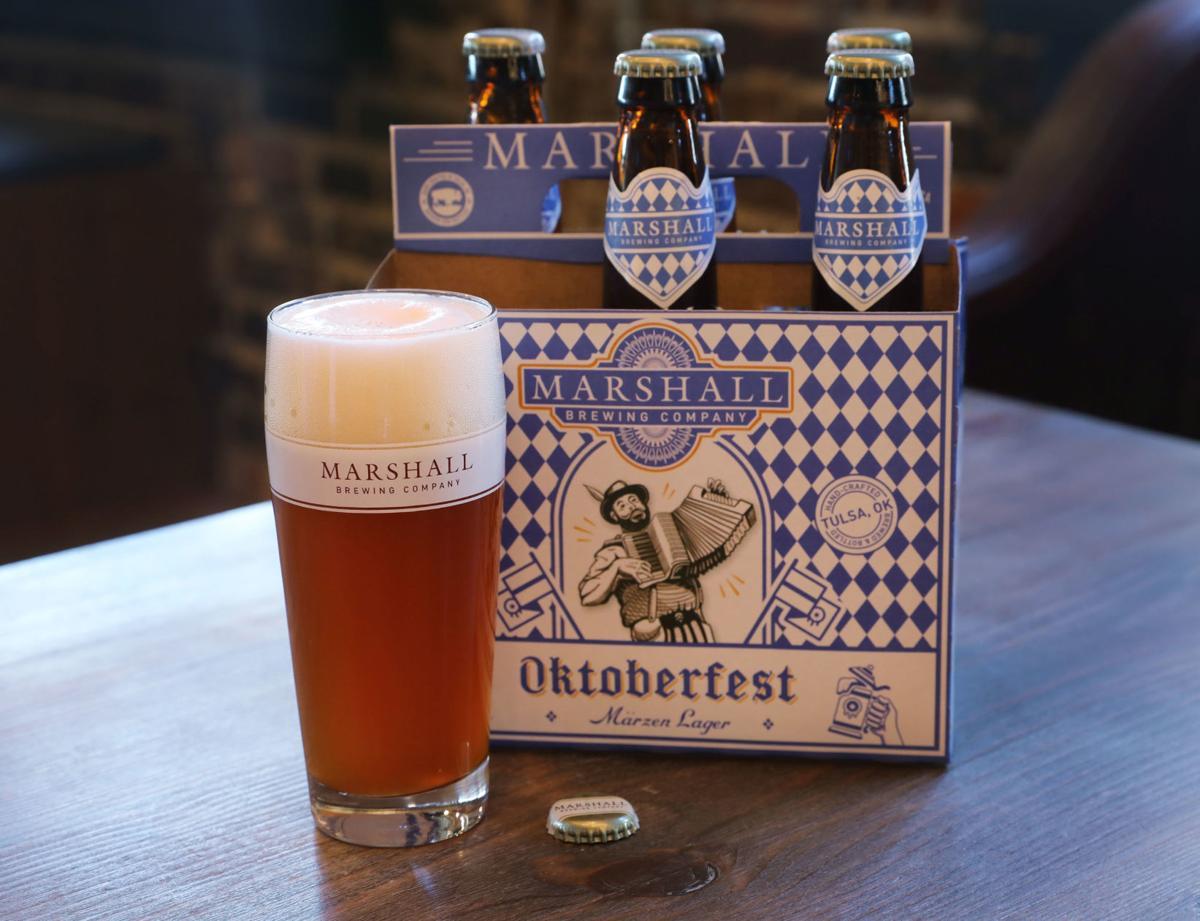 Marshall Brewing Co.'s Oktoberfest