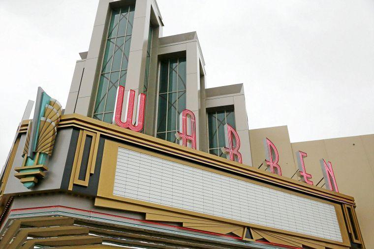 Broken Arrow Warren Theatre Luxury Experience Starts At Grand