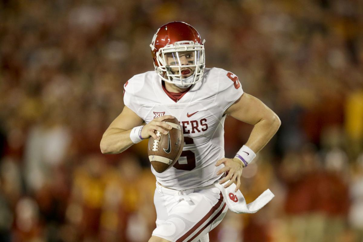 Oklahoma football  Is Baker Mayfield an NFL quarterback  A look at where he  and other Sooners stand 6b87add06