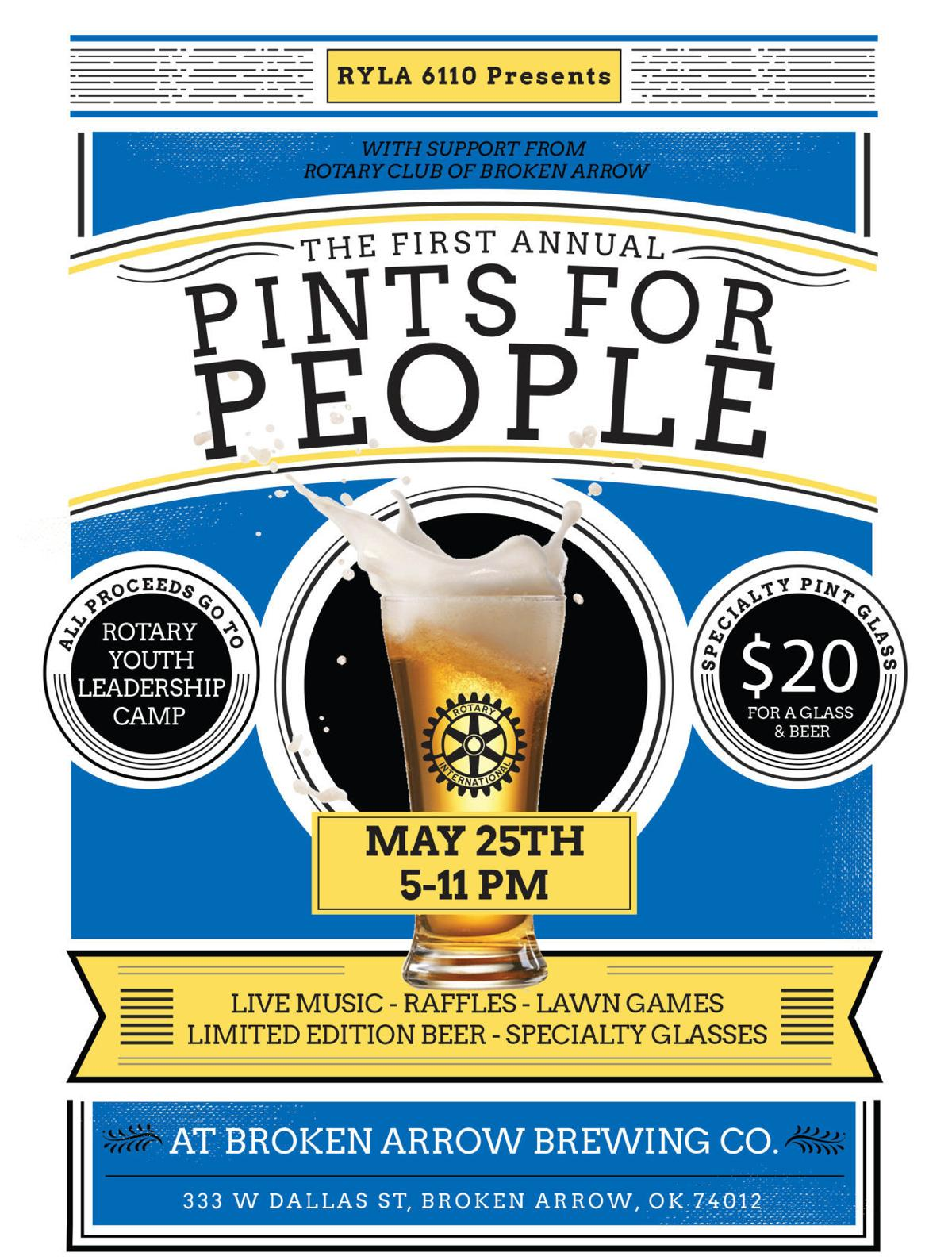 Pints for People
