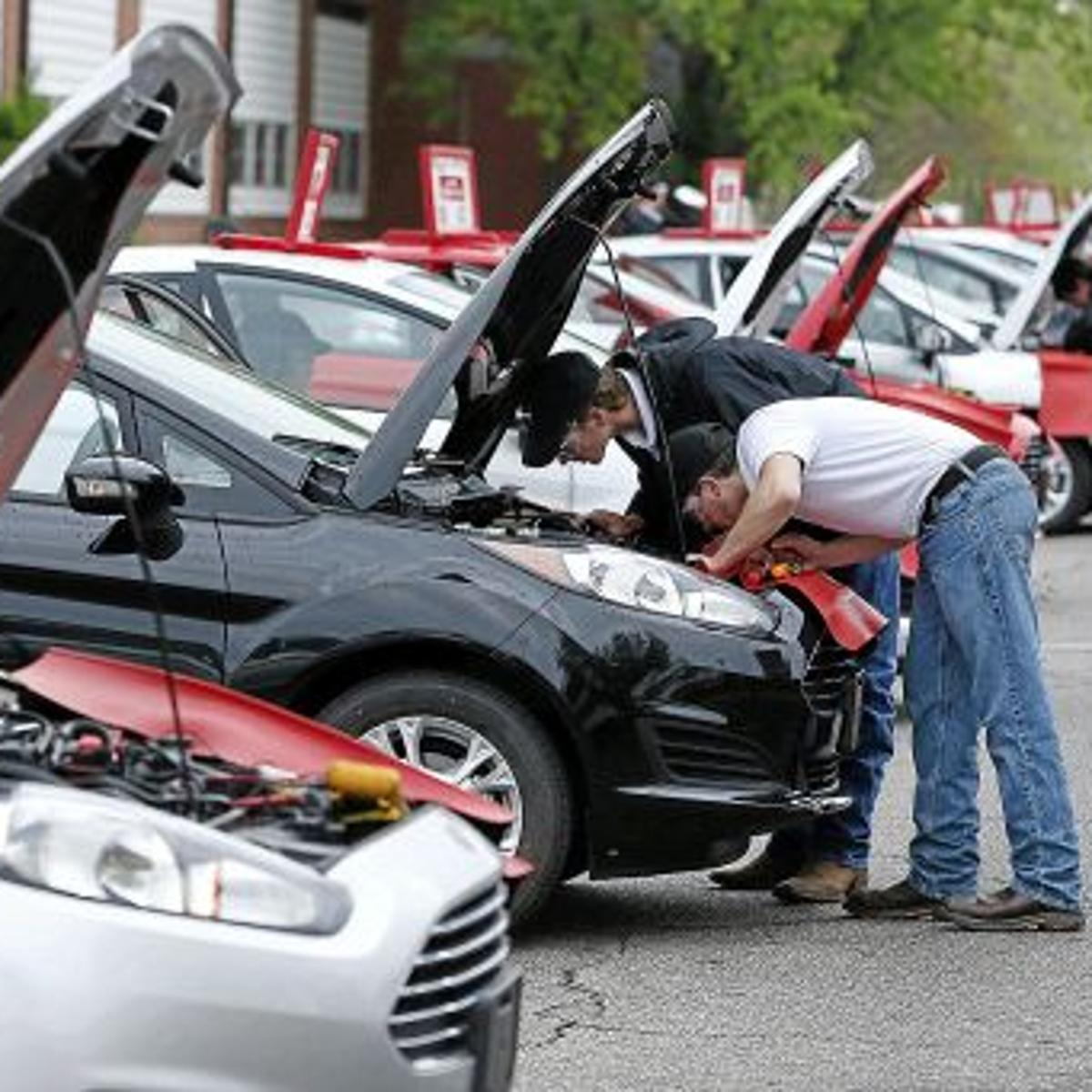 ford aaa auto skills competition tests oklahoma high school students offers scholarships local news tulsaworld com tulsa world