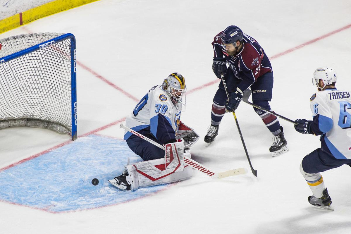 Oilers' season ends with Game 7 loss to Toledo | Sports