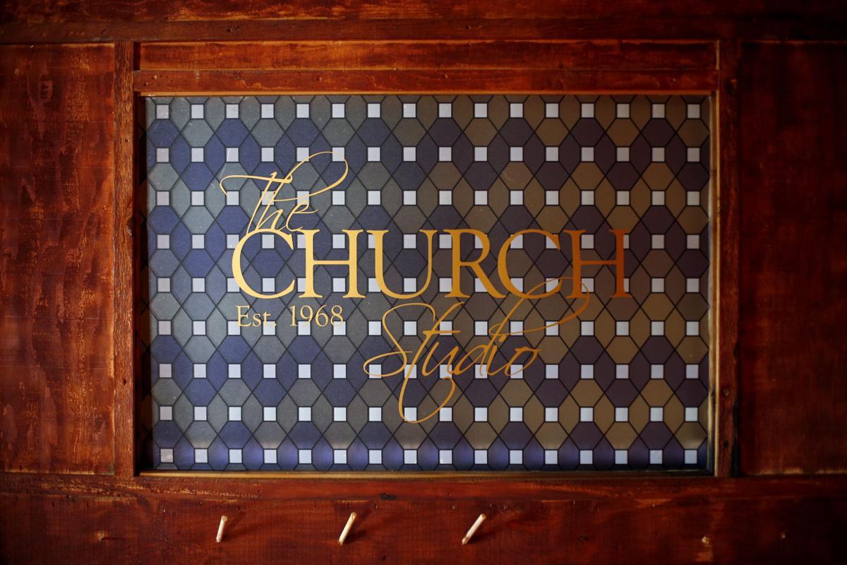 Church Studio ss