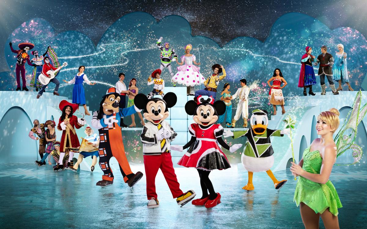 Mickey's Search Party group photo