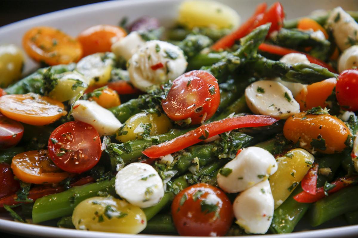 Cherry Street Kitchen salad