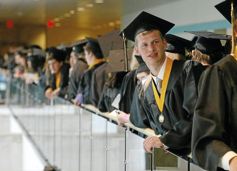 Broken Arrow Graduation