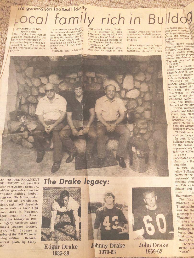 2019-11-27 wcat-drake story 1983