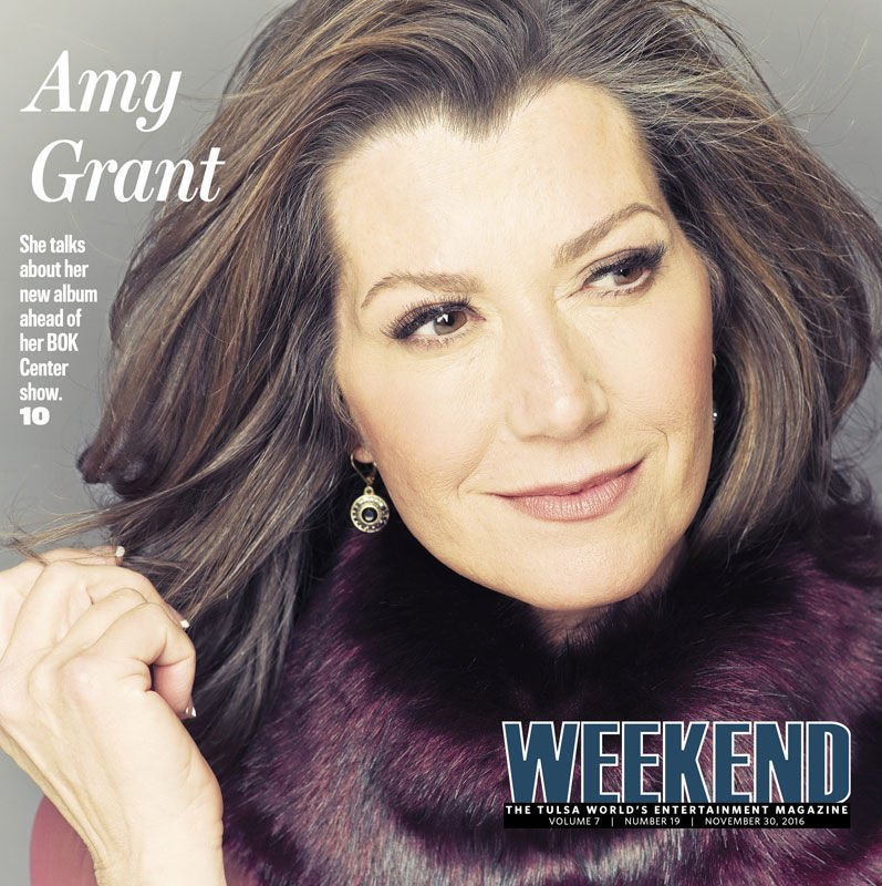 amy grant to bring holiday classics originals to the bok center along with michael w smith - Amy Grant Home For Christmas