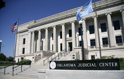 OK judicial center