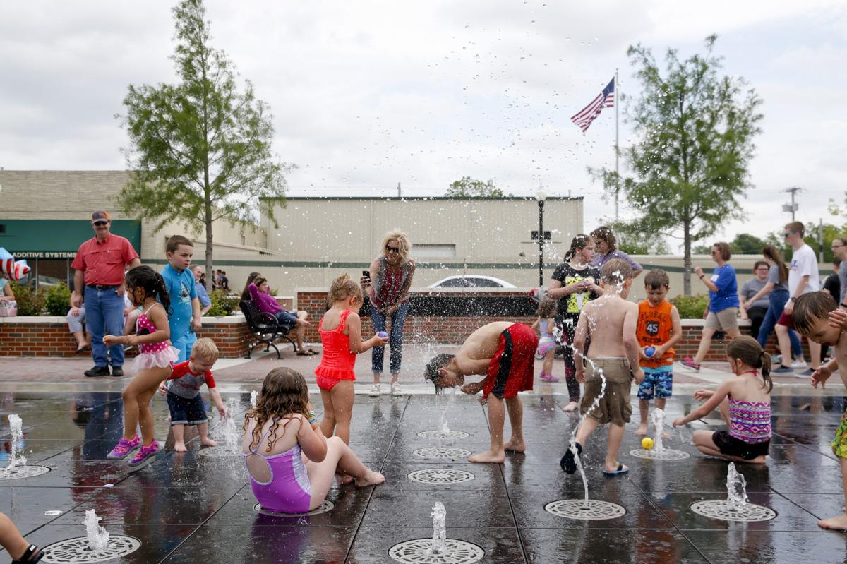 Water Escapes From Swimming Holes To Splash Pads And