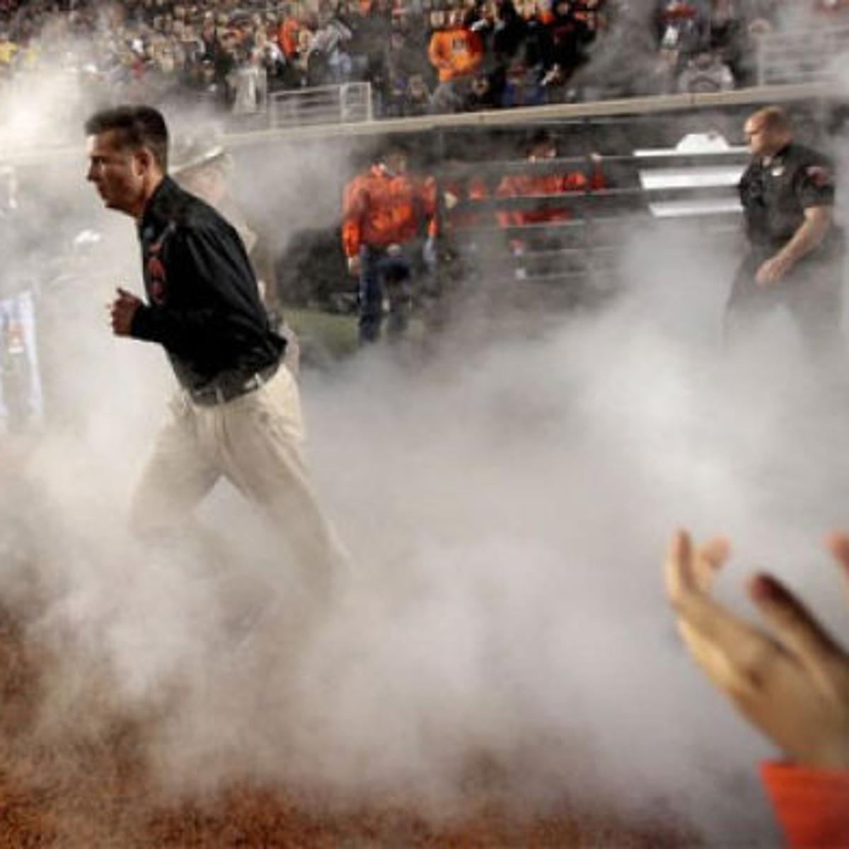 63 little-known facts about OSU coach Mike Gundy | Osu | tulsaworld com