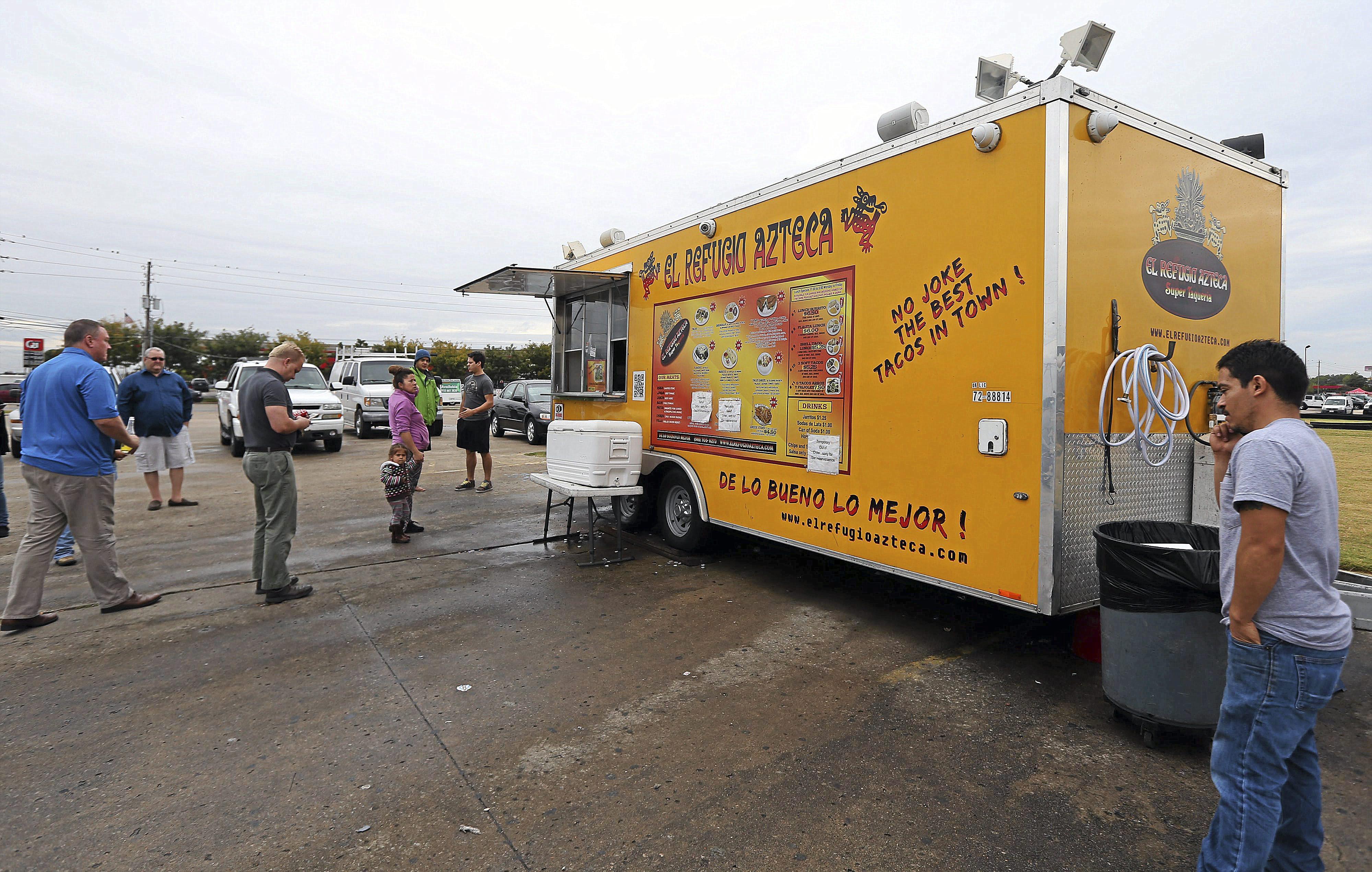 D Eats Food Truck