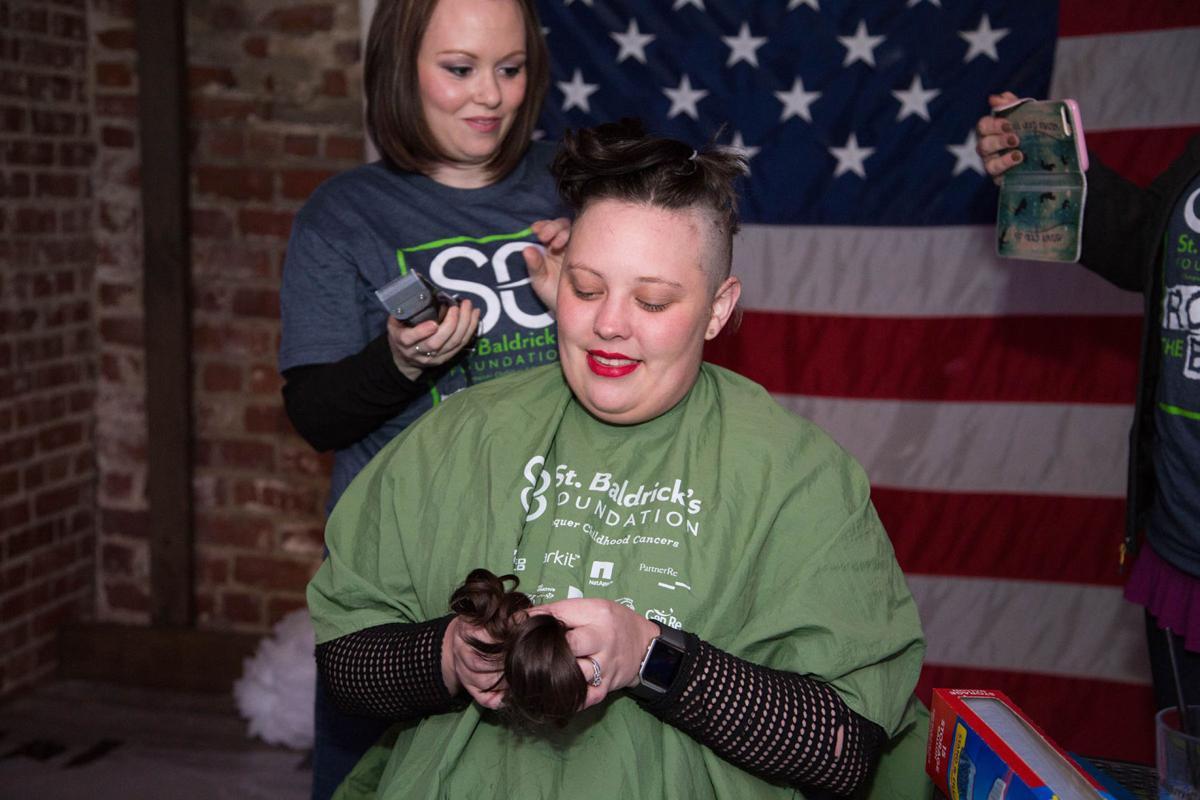OSU medical students host head-shaving event to raise money