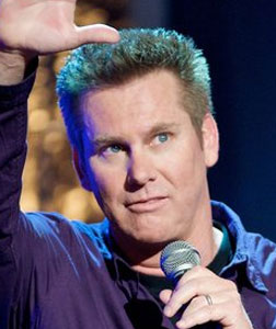 clean comedian brian regan to perform at mabee center on friday